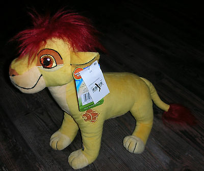 Disney Lion Guard Light Up Talking Lion Plush New with Tags