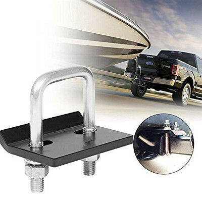 Trailer Parts Anti-Rattle Stabilizer Hitch Lock Tighten Tongue Down Tow Bar AU