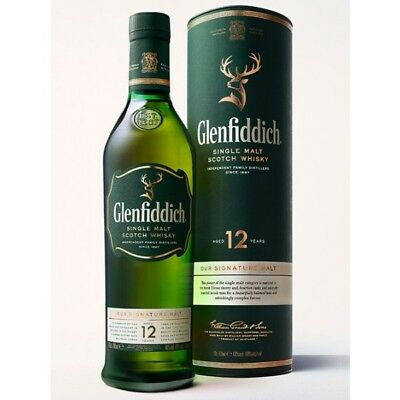 GLENFIDDICH 12 YEAR OLD  Whisky / Scotch