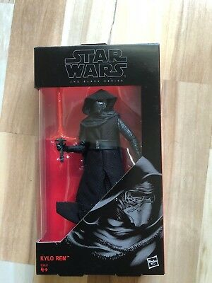 Action- & Spielfiguren Star Wars Black Series 6-Inch Hasbro Celebration 2016 Kylo Ren günstig kaufen