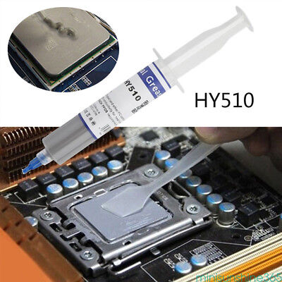 1PC HY510 30g Grey Thermal Conductive Grease Paste For CPU GPU Chipset Cooling