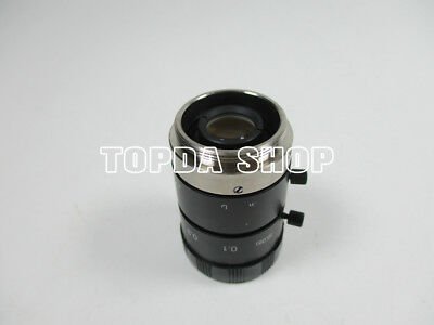 1PC FUJINON TF8DA-8B 3CCD 8mm 1:2.2 special focus industrial camera lens#SS