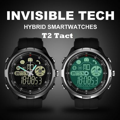 T1 T2 Tact - Military Grade Super Tough Smart Watch 2 Style