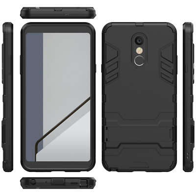 Shockproof Armor Kickstand Protector Case Cover For LG Stylo 4 / LG Q Stylus
