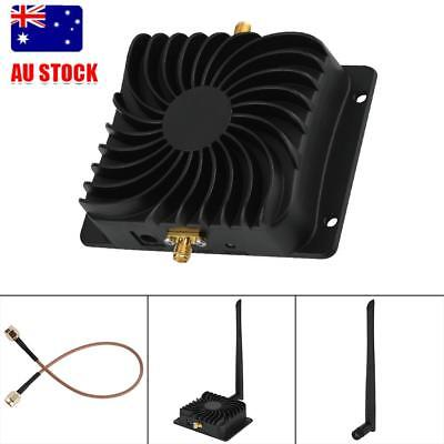 EDUP 8W Wireless Signal Booster 2.4GHz Broadband Antenna Amplifier WiFi Extend