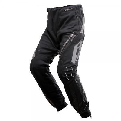 Jitsie Omnia Pants, new design Black,Silver, Trials,MX, Trousers clothing, gear