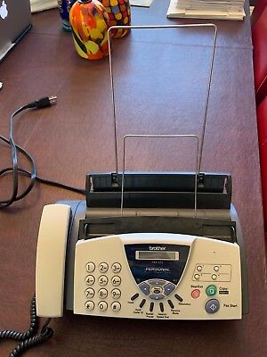 Brother FAX-575 Fax Machine