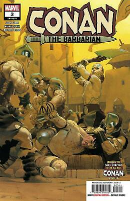 Conan The Barbarian #3 - Marvel Comics - Us-Comic - Usa - H539