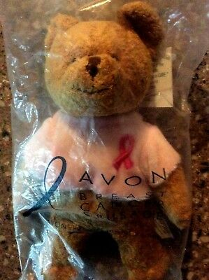 Avon Breast Cancer Bear NIB