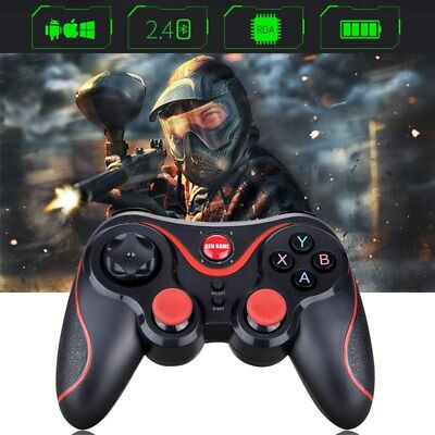 Bluetooth Wireless Game Pad Joystick Gaming Shooter Controller For IOS Android