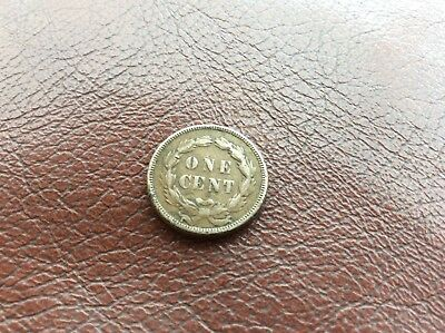 USA 1859 One Cent Coin