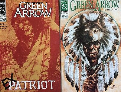 Green Arrow #39 - 62 Mike Grell
