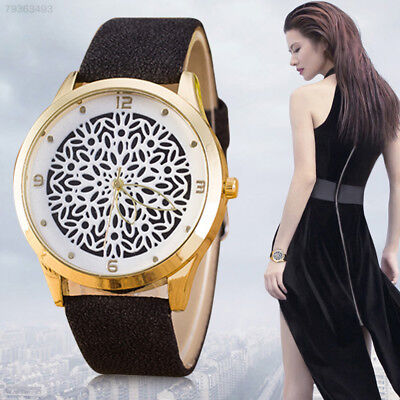 59AD Woman Decoration Watches Quartz Watch Hollowed-Out Round Watch Watch