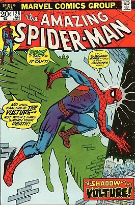 Amazing Spider-Man(1963 1St Series) #128. Vulture Appearance