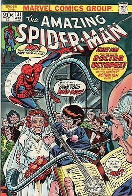 Amazing Spider-Man(1963 1St Series) #131.hammerhead + Doc Ock Appearance