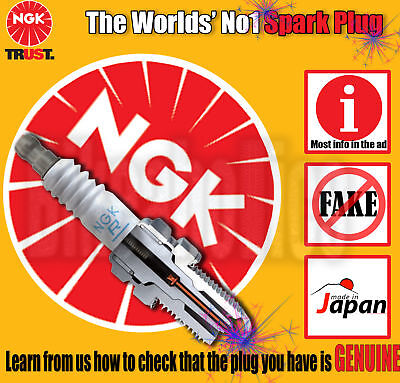 NGK Spark Plug for Kymco Motorcycles