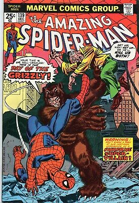 Amazing Spider-Man(1963 1St Series) #139. 1St Appearance Of The Grizzly