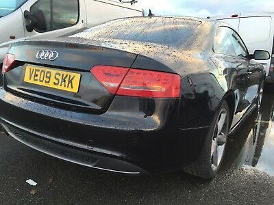 "09 Audi A5 Sportback 2.0 T Fsi S-Line S/s Sat Nav, Leather, 18"" Alloys, Lovely"