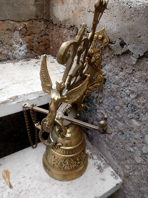 HUGE Antique Exorcist Bell - Haunted Occult Artifact - Private Collection