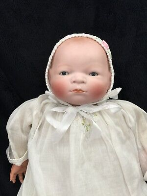Twin Antique Bye-Lo Babies Marked Grace S.Putnam Made in Germany. Puppen & Zubehör