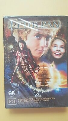 Peter Pan [ Region 4 DVD ] BRAND NEW & SEALED, Free Next Day Post from NSW