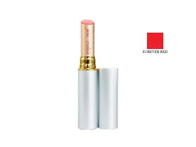 Jane Iredale Just Kissed Lip and Cheek Stain - Forever RED -NEW