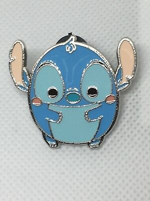 Disney Trading Pin - Stitch - Hong Kong Disneyland Ufufy Collection
