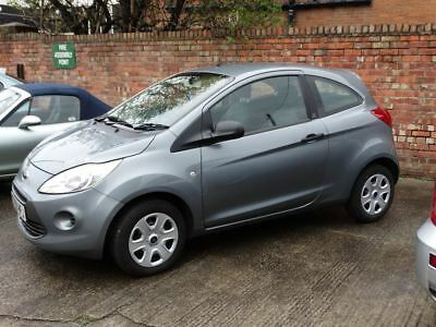 Ford Ka 1.2 Style + Hatchback 3d 1242cc Grey 68k miles PX to Clear £30 Tax