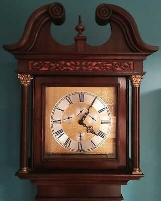 Grandfather clock - longcase