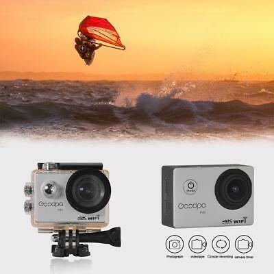 16MP WIFI 4K Ultra FHD 1080P Sport Action Camera Camcorder 30m Waterproof 170°