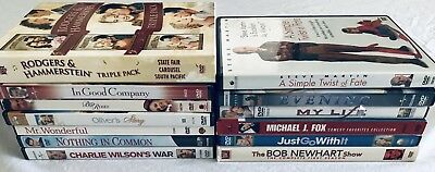 DVD Lot of 13 Various Themes HOURS OF ENTERTAINMENT - Rodgers & Hammerstein..etc