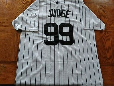 Aaron Judge New York Yankees Jersey Size  XL kids youth -  sewn lettering
