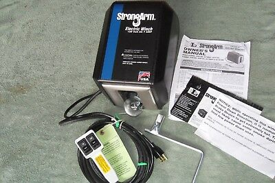 Strongarm SA9015AC /CL Electric Winch 1Hp /115Vac - New