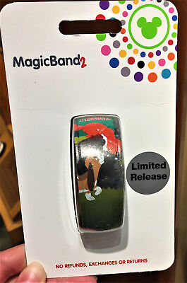 Disney Parks Exclusive The Fox and the Hound Magic Band Limited Release NeW 2018