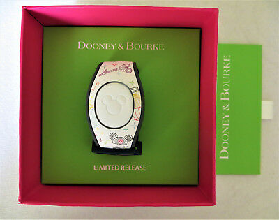 Disney Dooney & Bourke Magic Band Walk in the Park Limited Release New 2018 WDW