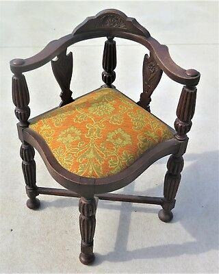 Antique  - Jacobean Style Chair - Great Style
