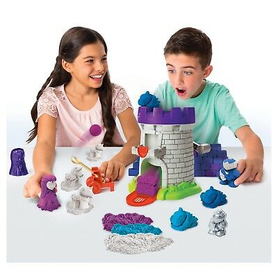 Kinetic Sand - Magic Molding Tower with 12oz of Kinetic Sand BRAND NEW