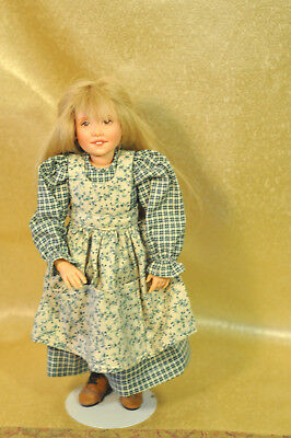 "Helen Kish 11"" Hannah Doll Children of Yesteryear Collection 1993 Original VGC!"