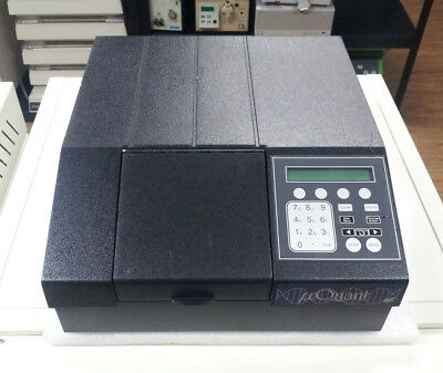 BIO-TEK μQuant Microplate Spectrophotometer