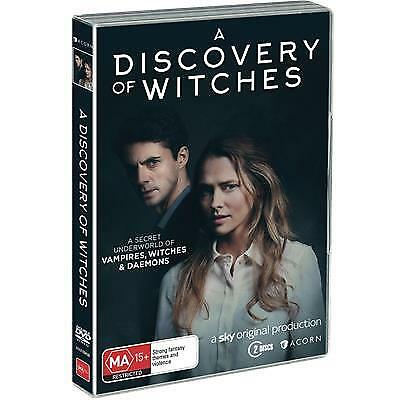 Discovery of Witches, A (DVD) (2019) (Region 4) New Release