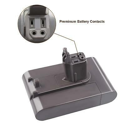 Aspirateur Batterie pour Dyson DC31 DC35 DC44 DC45 Series Battery Type B 2000mAh