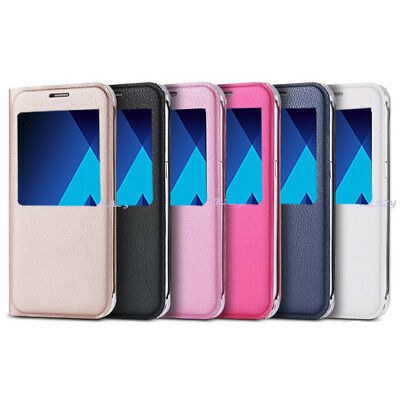 Smart S view case Cover For Samsung Galaxy S8