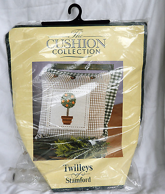 Twilleys of Stamford Crewel Work Cushion Cover Kit