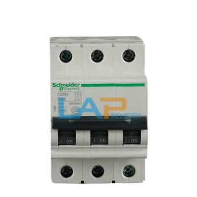 1PC New For Schneider leakage circuit breaker A9F19363 3P D63A