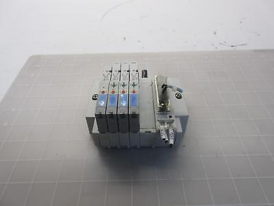 SMC SX3340-5L0ZD Pneumatic Valve Assembly T51847