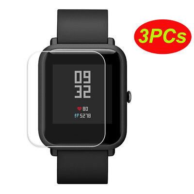 Clear Screen Protective Waterproof Film For Xiaomi Huami Amazfit Bip Youth Watch