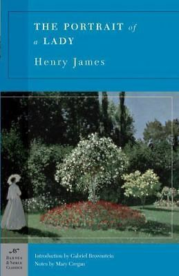 Barnes And Noble Classics Paperback The Portrait Of A Lady By Henry James
