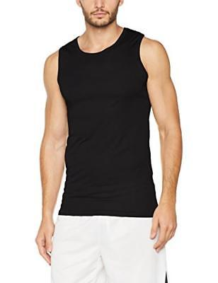 (TG. M) Gregster Herren 12178 Fitnes Stop, Uomo, 12178, Nero, M - NUOVO