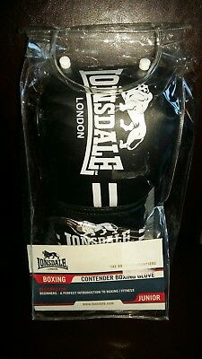 Lonsdale London- Contender Junior Boxing Gloves Designed For Beginners