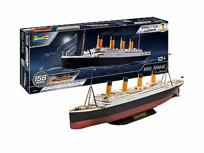 Revell-05498 - RMS TITANIC  easy-click 1:600
